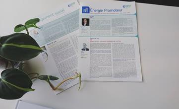 Newsletters GRDF